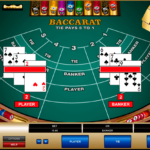 Baccarat and casino bonuses today