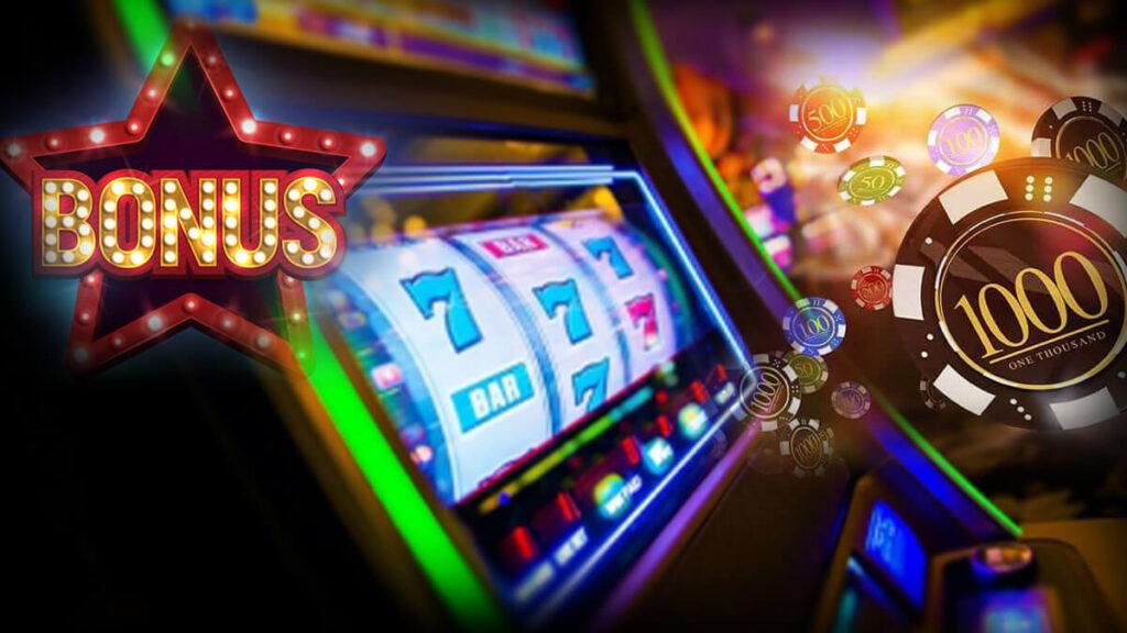 Slots Games and Bonuses